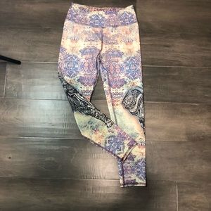 5/$25 Evolution and Creation Multi Colour Leggings